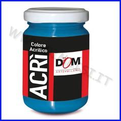 Colori acrilici ml.150 - 6 flaconi - colori primari
