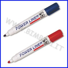 Marker cancellabile per lavagne blu