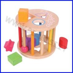 Il cilindro rotolante delle forme
