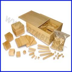 Gioco multibase in legno 549 pz