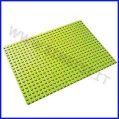 Costruzioni compatibili - base verde cm.32x45