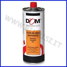 Olio di lino raffinato ml.1000