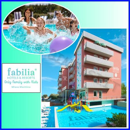 FABILIA FAMILY HOTEL DELFINO