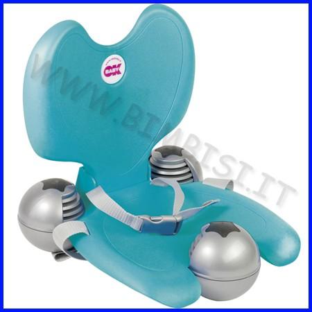 Pop up blu poltroncina alzasedia okbaby fino ad esaurimento