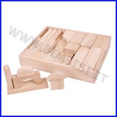 Costruzioni jumbo in legno naturale
