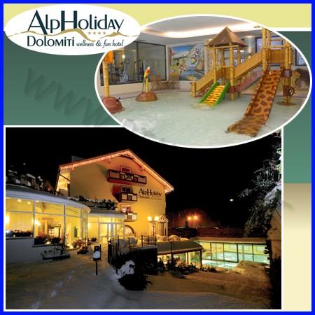 HOTEL ALPHOLIDAY DOLOMITI****
