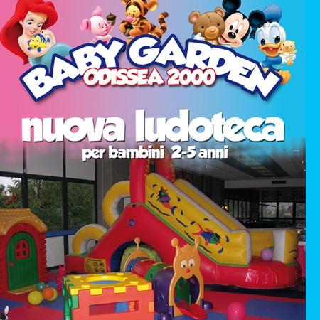 BABY GARDEN ODISSEA 2000