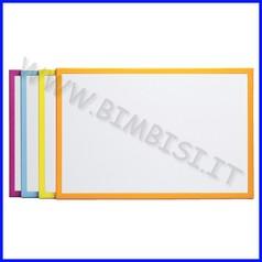 Lavagna magnetica color - cm.40x60