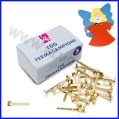 Fermacampioni mm 50 scatola 100 pezzi
