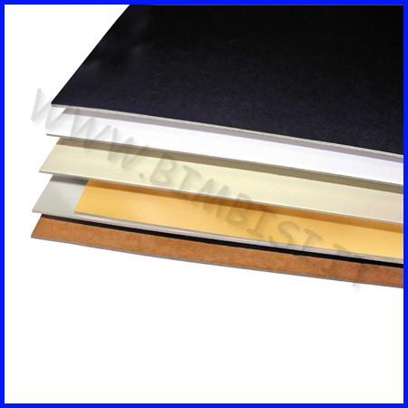 Cartone pesante black sp.1.5 cm 35x50