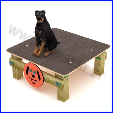 Dog table