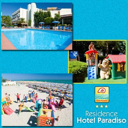 Immagine locale HOTEL PARADISO***