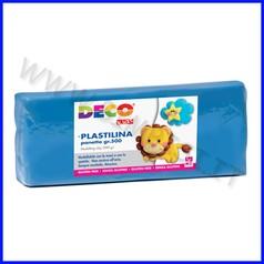 Plastilina - panetto gr.500 - azzurro