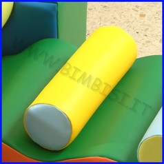 Morbidone cilindro diam.25 x 50 cm