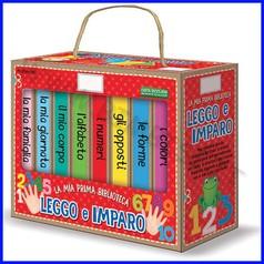 La mia prima biblioteca - leggo e imparo
