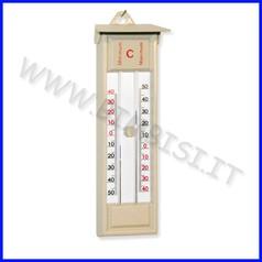 Sistemi misurazione termometro minima / massima