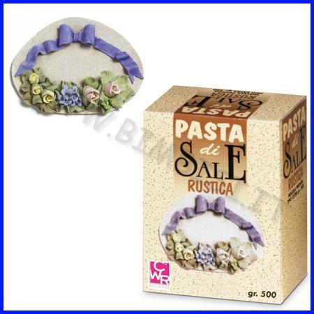 Pasta di sale rustica scatola gr.500