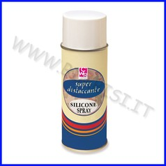 Distaccante silicone spray ml.400