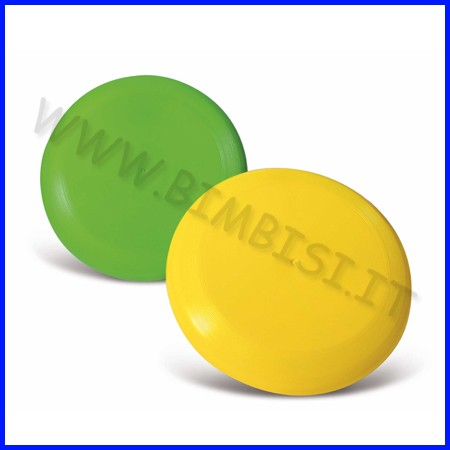 Frisbee diam. cm 22 set 6 pezzi fino ad esaurimento
