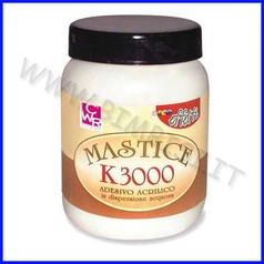Mastice - flacone ml.250