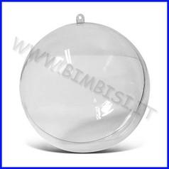 Sfera kristall 3d diametro cm. 8