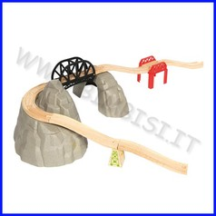 Treno-go il ponte roccioso