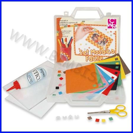 Mosaico facile kit in valigetta fino ad esaurimento