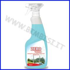 Zero-vetri - pulizia vetri e specchi pro ml.750 fino ad esaurimento