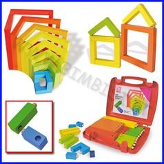 Cubi geometrici in valigetta fino ad esaurimento