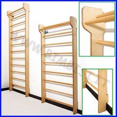 Spalliera/scala h180 cm in legno