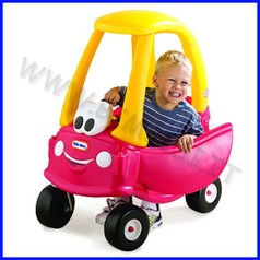 Auto cozy coupe' little tikes