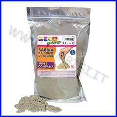 Sabbia speciale compatta con formine - kg.1