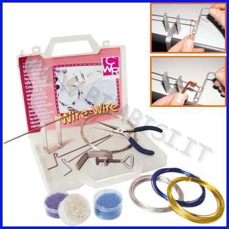 Wire-wire set in valigetta fino ad esaurimento
