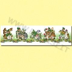 Striscione linea fantasy cartapvc 100x30