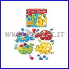 Forme e colori - Dinosauri