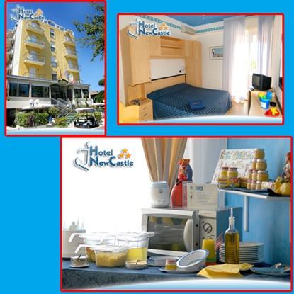 Immagine locale HOTEL NEW CASTLE***