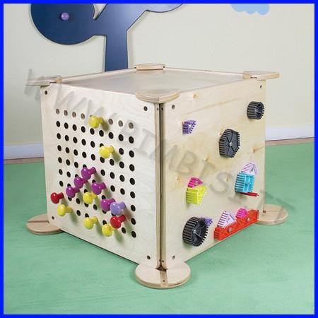 Pannelli gioco a cubo set 5 completo