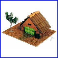 Modellismo casa kid 1 mm.100x120x90 fino ad esaurimento
