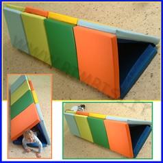 Morbidone composizione tunnel 12 pz dim.cm 180x60x60