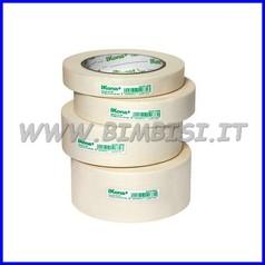 Nastro adesivo carta masking mm.25x50mt