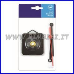 Meccanismo per orologi mm. 56x66x28 - con lancette
