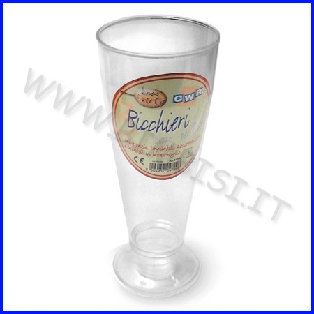 Bicchieri birra ml.700 conf. 3 pezzi