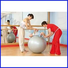 Palla riabilitativa soffy diam.45 cm colori assortiti