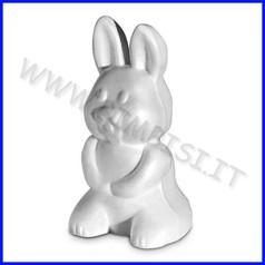 Forme di polistirolo coniglio cm. 25