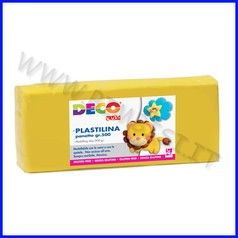 Plastilina - panetto gr.500 - giallo