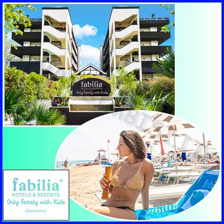 FABILIA FAMILY HOTEL CESENATICO