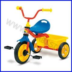Triciclo monoposto cm. 60x46x60h - kg.5,8