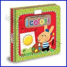 Tocca, scopri, impara - i colori
