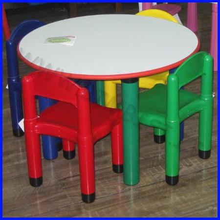 Tavolo circolare diam.80 cm