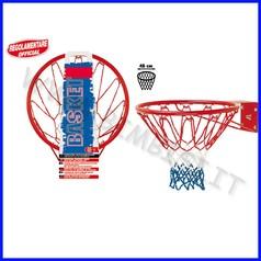 Canestro basket regolabile diam.cm.46